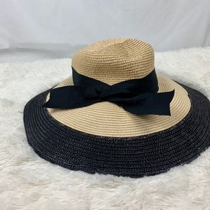 vince camuto oversized straw beach hat